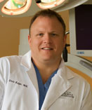 Neurosurgeon Christopher Kager