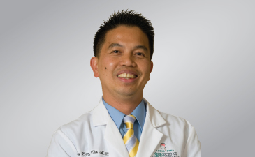 Physiatrist Tony Ton-That