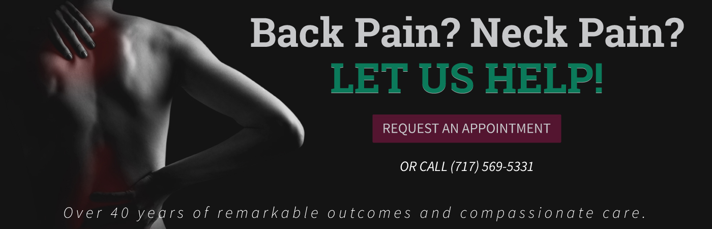 Back Pain Neck Pain Image